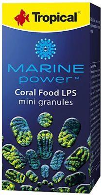 Tropical Marine Power Coral Food LPS Mini Granules 100 ML