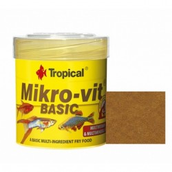 Tropical - Tropical Mikrovit Basic 50 ML