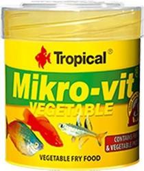 Tropical - Tropical Mikrovit Vegetable 50 ML