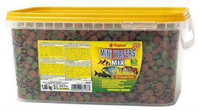 Tropical Mini Wafers Mix 5 Lt Kova