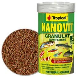 Tropical - Tropical Nanovit Granulat 100 Gram