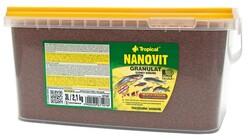 Tropical - Tropical Nanovit Granulat 3 Lt / 2100 Gram