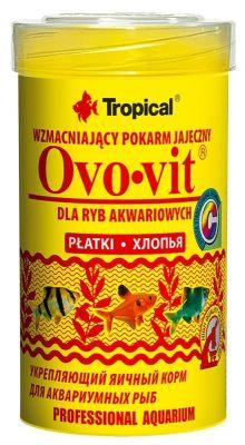 Tropical Ovo-Vit Yumurta Katkılı Balık Yemi 100 Gram