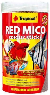 Tropical Red Mico Colour Sticks Yem 100 Gram