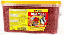 Tropical - Tropical Red Mico Colour Sticks Yem 5 Lt / 1700 Gr
