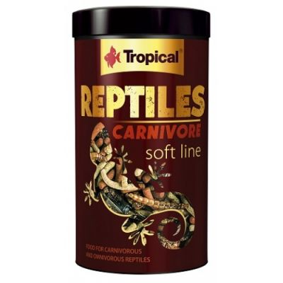Tropical Reptiles Carnivore Soft 1000 ML