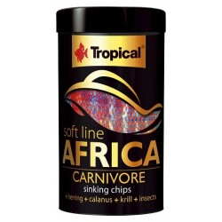 Tropical - Tropical Soft Line Africa Carnivore S 250 ML