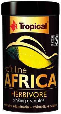 Tropical Soft Line Africa Herbivore Small 100 ML