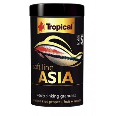Tropical Soft Line Asia Size S 250 ML