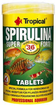 Tropical Super SpiruTabin A 500 Gram