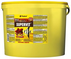 Tropical - Tropical Supervit Basic Pul Yem 4 Kg / 22 Lt