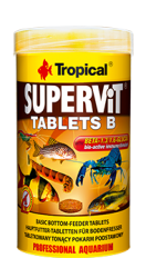 Tropical - Tropical Supervit Tablet B 250ML/830Tablet