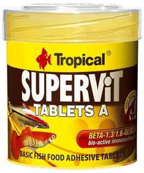 Tropical - Tropical Supervit Tablets A 50 ML / 80 Adet