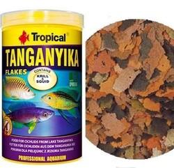 Tropical - Tropical Tanganyika Flake Pul Yem 100 Gr.