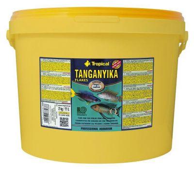 Tropical Tanganyika Pul Yem 11 Lt / 2000 Gr.