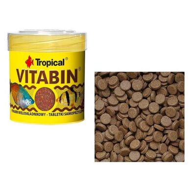 Tropical Vitabin Wielosklannikowy 50 ml / 36 Gram