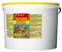 Tropical - Tropical Vitality Color Pul Yem 11 Lt/ 2000 Gr.