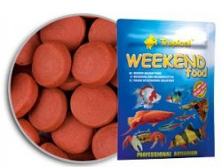 Tropical - Tropical Weekend 20 Gr. 24 Lü Tablet Tatil Yemi