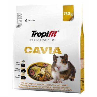 Tropifit Premium Plus Cavia Kemirgen Yemi 750 Gr