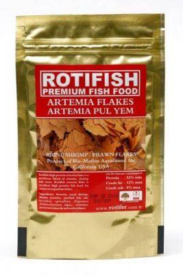 Rotifish Artemia Pul Yem 100 Gr.