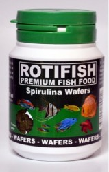 Rotifish - Rotifish Spirulina Wafers 100 ML
