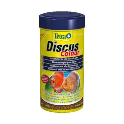 Tetra Discus Colour Granules 250 ML.