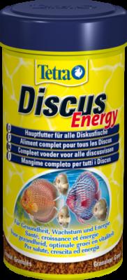 Tetra Discus Energy Granules 250 ML.
