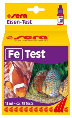 Sera Fe Test Demir Testi 15 ml