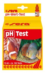 Sera - Sera Ph Test 15 ML 100 Ölçüm 4,5-9,0 PH