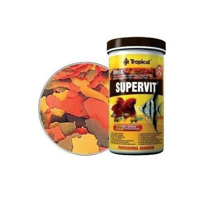 Tropical Supervit Basic Pul Yem 100 Gr.