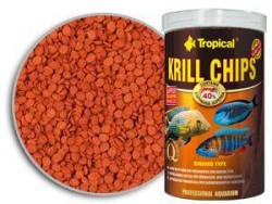 Tropical - Tropical Krill Chips 100 Gr.