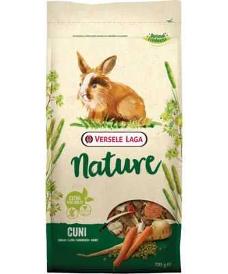 Versele Laga Nature Cuni Yetişkin Tavşan Yemi 700 Gr
