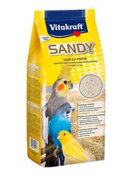 Vitakraft - Vitakraft Sandy Muhabbet Kanarya Kuş Kumu 2,5 KG